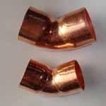 Cupro Nickel 90/10 45degree Elbow