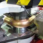 Cupro Nickel Bend