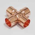 Cupro Nickel Equal Cross