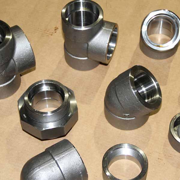Monel k forged socket weld fittings