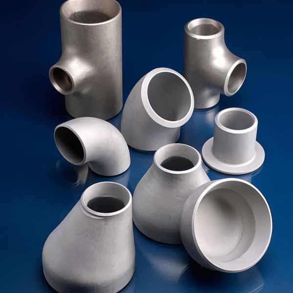Duplex Steel S31803 / S32205 Pipe Fittings