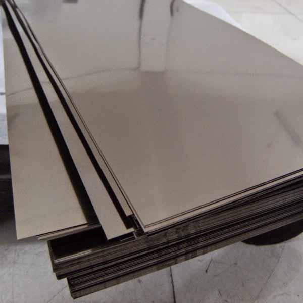 Titanium Gr 2 Sheets