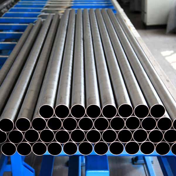 Titanium Gr 2 Tubing