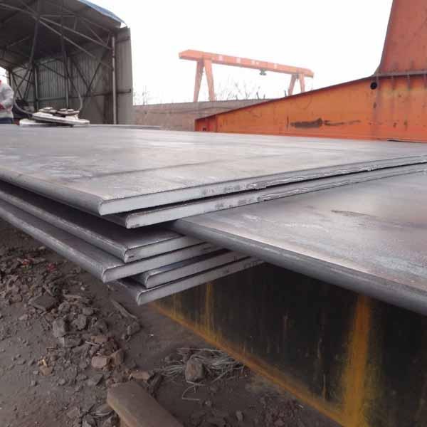 Carbon Steel ASTM A572 Gr 50 Plates