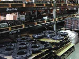 Carbon Steel A694 Flanges