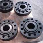 Carbon Steel A350 LF2 RTJ Flanges