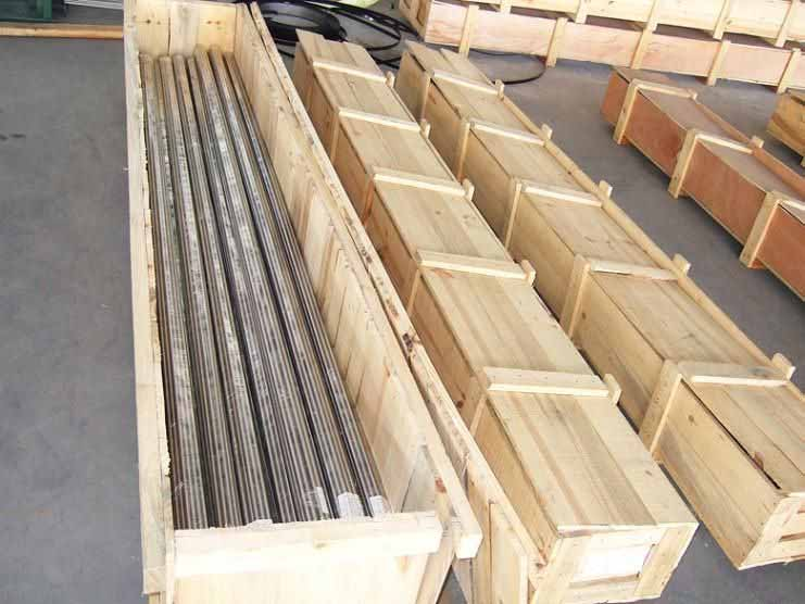 Stainless Steel 304L Tubes Wooden Packing