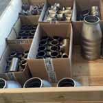 Alloy Steel WP1 Pipe Fittings Packaging