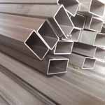 Stainless Steel 347H Square Tubes
