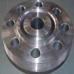 Alloy Steel F9 RTJ Flanges