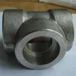 Alloy Steel F91 Socketweld Tee