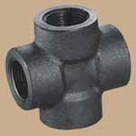Alloy Steel F1 Threaded Forged Cross