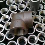 Alloy Steel F5 Threaded Forged Elbow