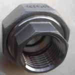 Alloy Steel F12 Threaded Forged Union