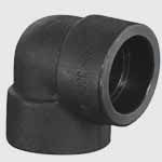 Carbon Steel A350 Threaded Forged Elbow