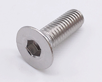 Inconel Counter sunk Bolt