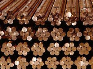Cupro Nickel 70/30 Round Bar