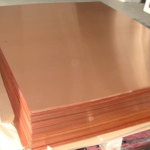 Cupro Nickel 70/30 Sheets
