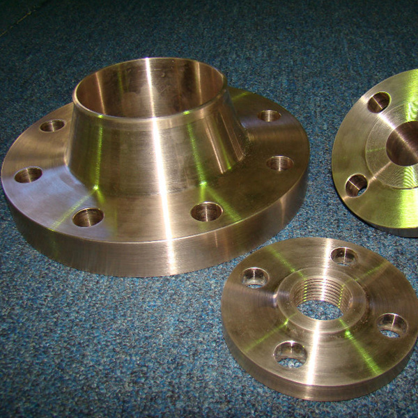 Cupro Nickel Pipe Flanges