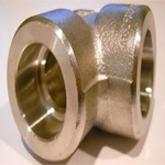 Cupro-Nickel 90/10 Socketweld 90 Deg Elbow