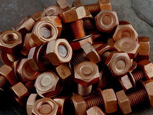 Copper Nuts And Bolts >> Cupro Nickel 90 10 Bolt Nut Fastener Manufacturers Suppliers And