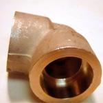 Cupro-Nickel 90/10 Socketweld Elbow