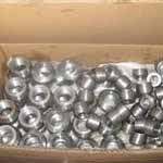 Nickel Threaded forged fittings packaging