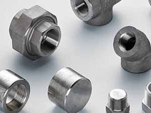 Hastelloy Threaded Forged Fitting