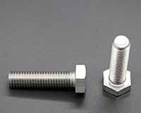 Hastelloy Hex Head Bolt