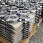 Titanium Gr 5 Flanges Packing