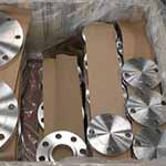Monel Alloy Flanges Packaging