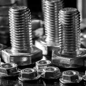 Aluminium 6061, 6082, 5083, 5086, 5052 Bolt/Nut
