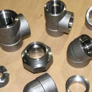 incoloy 330/SS330/Ra330 socket weld fittings