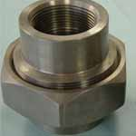 Nickel Threaded Union