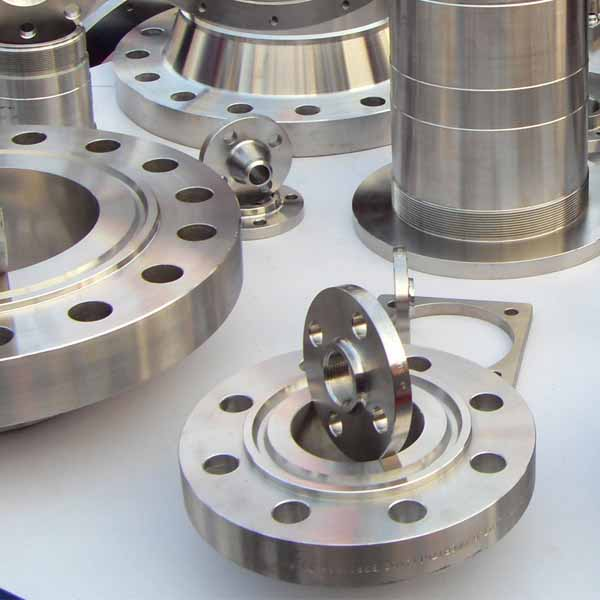316Ti SS Pipe Flanges