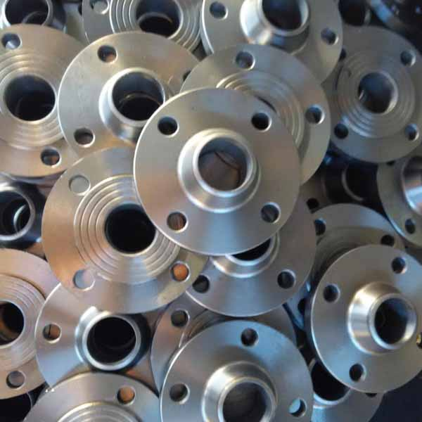 347 SS Pipe Flanges