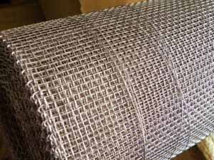 SS 347 Wire Mesh