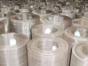 SS 410 Wire Mesh
