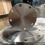 Titanium Gr 5 Blind Flanges