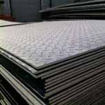 Stainless Steel 316/316L Chequered Plate
