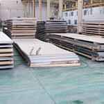 Stainless Steel 304 Hot Rolled Plates