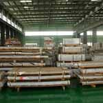 Stainless Steel 316/316L Sheets Packing