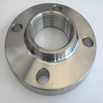 Super Duplex Steel S32750 / S32760 Threaded Flanges