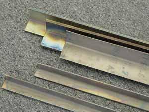 Titanium Gr 5 Angle, Gr 5 Titanium C Channel,Ti  Alloy Grade 5 Beam