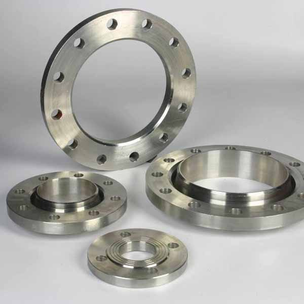 Gr 5 Ti Alloy Pipe Flanges