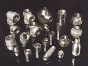 Titanium Grade 2 Socketweld Fittings