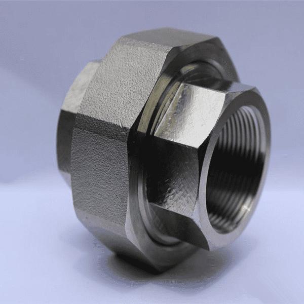 Titanium gr forged threaded fittings