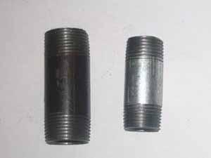 Alloy Steel F91 Barrel Nipple