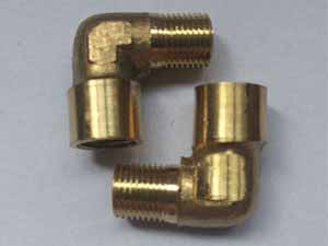 Brass Tube to Female Pipes