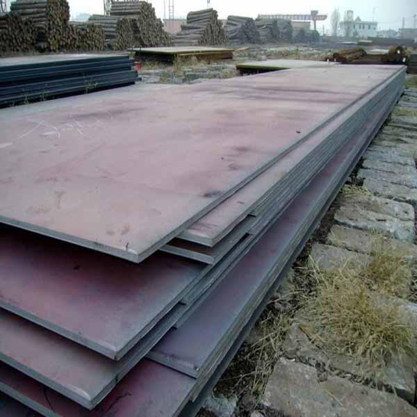 Carbon Steel EN8 Plates
